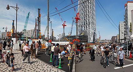 Tokyo. May.09, 2010