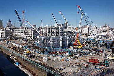 Tokyo. Feb.17, 2009