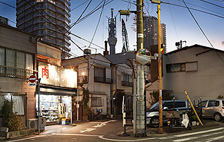 Tokyo. Jan.19, 2011