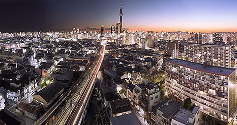 Tokyo. Jan.31, 2011